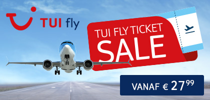 TUI Fly ticket sale